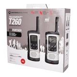 Radios De Comunicación Walkie Talkie Motorola T260 Talkabou