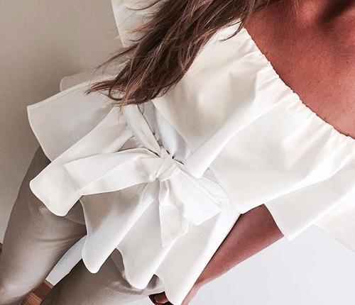 Blusas para mujer Limonni LI889 Campesinas