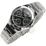Reloj Original Casio Ltp 2069d 1a Metal Fashion Multiagujas
