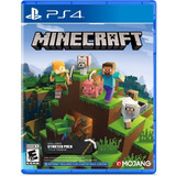 Minecraft Ps4 Formato Fisico Juego Playstation 4
