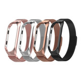 Correas Manillas Pulsera Metalicas Mi Band 4 / 3