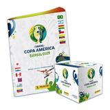 Copa America 2019 Album Panini + Caja X 50 Sobres
