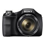 Cámara Fotografía Sony De 20.1mp Hi-zoom De 35x-dsc-h300