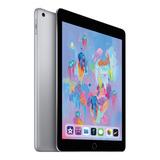 Apple iPad 6 Generación 2018 128gb Wifi 9,7 Negro Sellada