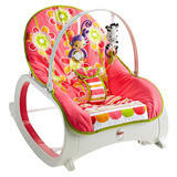 Fisher Price Rocker Silla Mecedora Vibradora Niña