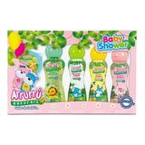 Kit De Aseo Para Bebes Arrurrú Naturals Baby Shower Az X5art
