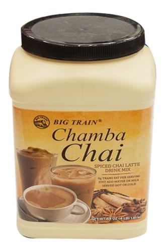 Spiced Chamba Chai Latte X 64 Oz 1.8 Kilos Te Chamba Chai