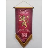 Bandera Estandarte Game Of Thrones 33x76 Todas Las Familias