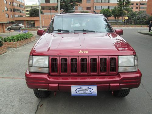 Jeep Grand Cherokee 1998 Foto 2