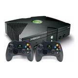Xbox Clásica +2 Controles+33juegos Incorporados+ Emuladores