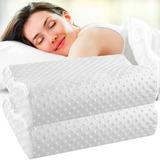 2 Almohadas Space Memory Pillow Ortopédicas Indeformables