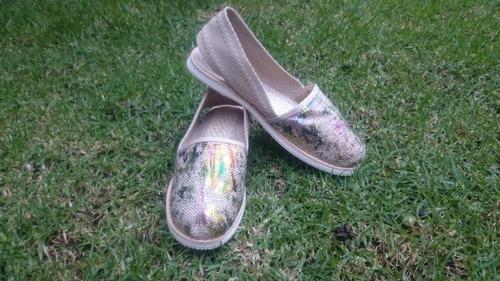 Zapatos, Alpargatas, Cotizas Mujer