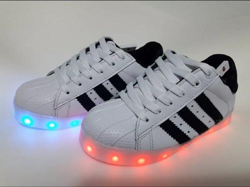216888ef7 Zapatos Y Tenis Led  usb niños Y Niñas