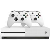 Consola Xbox One S 1tb Con 2 Controles 1 Año Gararantia