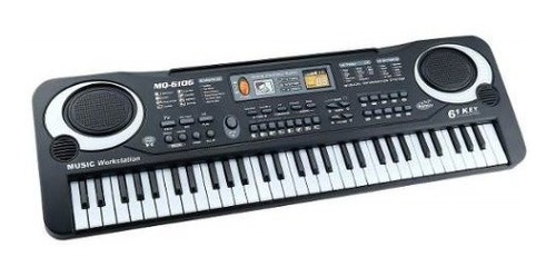 Teclado Piano Electronico Organo 61 Teclas