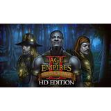 Age Of Empire Todas Las Sagas + Todas Las Expansiones