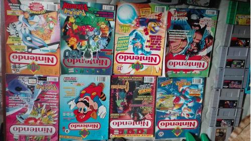 Revistas Club Nintendo Año 1