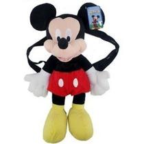 Morral Disney Mickey Mouse Morral De Felpa