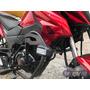 Defensa Sliders Con Alerones Moto Honda Cb125f Promecol