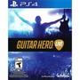 Fisico Nuevo Playstation 4 Guitar Hero Live Ps4