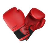 Guantes De Boxeo 100 Rojo, Boxeadores Nivel Iniciación