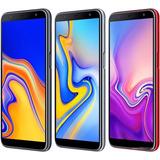 Celular Libre Samsung Galaxy J6 Plus 13mpx Face Id 4g Lte
