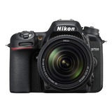 Cámara Nikon D7500 20.9 Mpx Kit 18-140mm Vr +kit De Limpieza