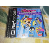 Ps1 Chicas Super Poderosas Cartoon Network Powerpuff Girls