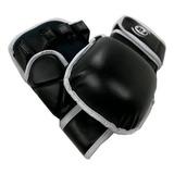 Guantes Elite Mma O Boxeo Negros Sportfitness Envio Gratis
