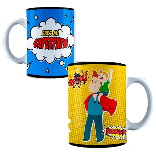 Mugs Pocillos Vasos Personalizados Publicidad Logos