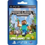 Minecraft Ps3 Completo Original Disponible Entrega Inmediata