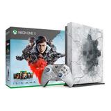 Xbox One X 4 K Hdr Edicion Gears 5 Nueva Sellada