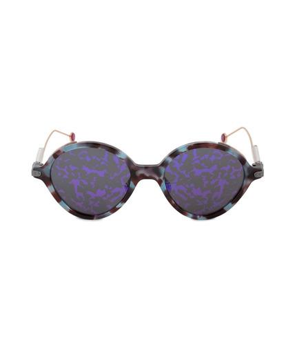 Gafas De Sol Dior Umbrage Mjnty Purpura Redondas Para Mujer 087796a0a7e0
