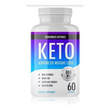 Keto Advance 60 Cap + Regalo + Envio - - kg a $983