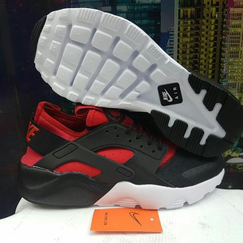 7204bcaacad92 Tenis Nike Huarache Hombre Última Colección 2017