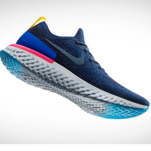 a3de86c2a9a Tenis Zapatillas Nike Epic React Zoom Hombre
