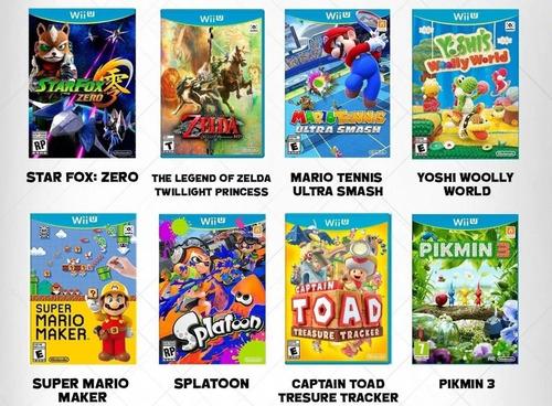 Juegos Wii U Melinterest Colombia