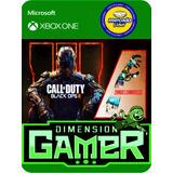 Call Of Duty Black Ops 3 Zombie C Xbox One No Codigo Offline