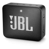 Parlante Jbl Go 2 Portable Bluetooth Resistencia Ipx7 Negro