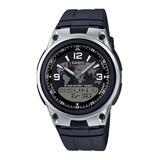 Reloj Casio Aw-80-1a2v Original Resiste Agua 50m Envío Hoy