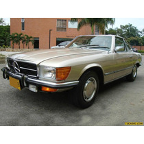 Mercedes Benz Clase Sl Mercedes Benz450sl Convertible