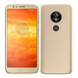 Celular Motorola Moto E5 Play 16gb 4g Huella Negro Dorado