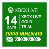 Xbox Gold Pass 14 Dias Membresia Mundial Prueba Usa Region