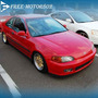92-95 Honda Civic 2 3 Puerta Ventana Visor Deflector Sol
