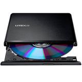Unidad Dvd Externa Usb Ultra Slim Quemador Externo Liteon