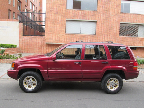 Jeep Grand Cherokee 1998 Foto 3