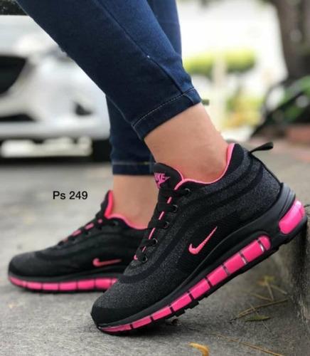1232f7943e6 Zapatos Nike Damas Escarchado.   70000
