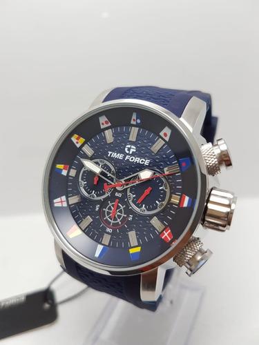 c08a30ead49d Reloj Time Force Sailing A5020m-03 Hombre Original