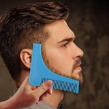 The Beard Shaper Perfilador De Barba Peine/peinila