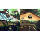 F1 Race Stars Mario Kart Ps3 Pantalla Dividida Carros Ps3